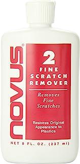 NOVUS 2 塑料精细刮痕去除剂 - 8 盎司 8盎司 PC20
