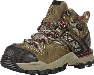 irish setter 工作女式 crosby 防水 nano-toe 10英寸靴子
