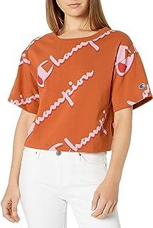 Champion LIFE 女式短款T恤