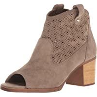 Dirty Laundry Trixie 女士及踝靴 绒灰色 9.5