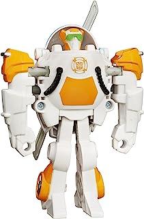 Playskool Heroes 变形金刚救援机器人反射刀片飞行机器人可动公仔