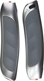 Braun 67030722 侧盖,银/灰色