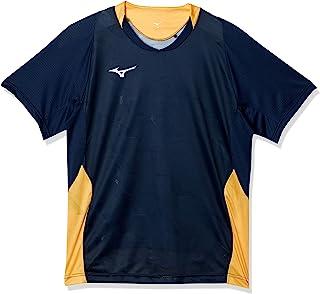 Mizuno 美津浓 羽毛球服 比赛衫 短袖 72MA0001