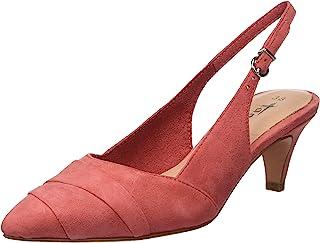 Tamaris 女士 1-1-29616-32 607 芭蕾平底鞋