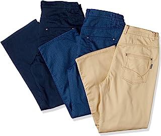 [BELNA ] 50歲起 里絨布 舒適內褲3條裝 男式