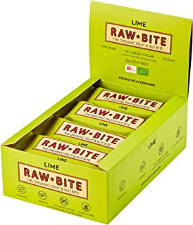 Raw Bite Spicy Lime 50g