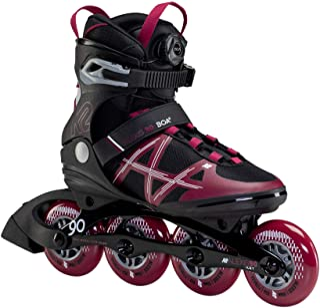 K2 女士 Alexis 90 Boa 直排轮滑鞋
