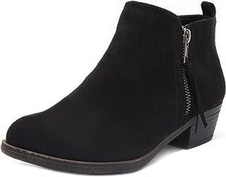 LONDON FOG 女式 Tina 及踝短靴