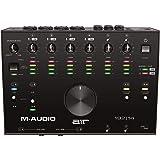M-Audio USB/USB-C 对应 8 英寸/ 4 外部 音频接口 MIDI 接口 Pro Tools First…