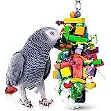 SunGrow Bird 咀嚼玩具 - 适用于您的鹦鹉的物理和心理*-Being of Your Parrots - 磨…