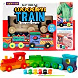 Made By Me Build & Paint Your Own Wooden Cars by Horizon Gro…