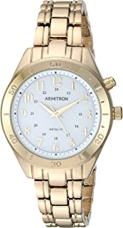 Armitron 女式背光功能双色手链手表