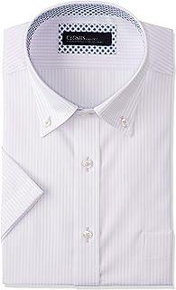 CYGNUS・形态稳定加工・短袖・衬衫・颜色变化8种图案 GYN702
