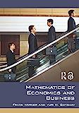 Mathematics of Economics and Business (English Edition)