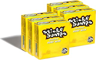 Sticky Bumps Tropical Water Surfboard Wax
