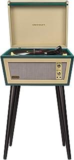 Crosley Sterling 小型黑胶唱机,绿色