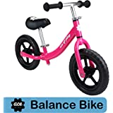 Ace of Play 平衡自行车 - *轻的平衡自行车 - 适合 18 个月至 5 岁的儿童