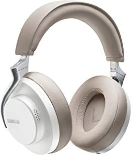 Shure AONIC 舒尔 AONIC 50 无线耳机 降噪 录音室级音效 蓝牙 5 舒适佩戴 20 小时电池续航时间 舒适 白色 / 棕色