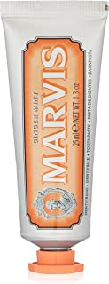 Marvis Ginger Mint Toothpaste, Travel Size 1.3 Ounces