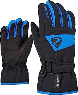 Ziener LAGO GTX 儿童滑雪手套/冬季运动 防水透气,黑色,3