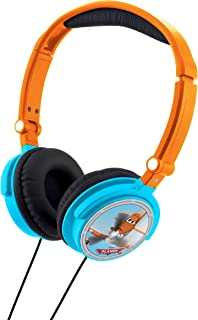 Lexibook - HP010PL - 迪士尼飞机立体声耳机