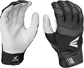 EASTON PRO X Batting Gloves, Pair, Adult, Baseball Softball, Pittards Laser Cabretta Sheepskin Palm For Ultimate Feel And ...
