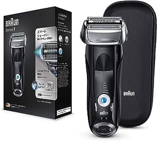 博朗 7系 男士电动剃须刀 可于淋浴时使用 黑色 7842s-P