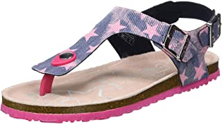 TOM TAILOR 女孩 8072219 夹趾拖鞋