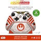 Controller Gear Star Wars: Squadrons, Xbox 无线控制器 + Pro 充电支架套…