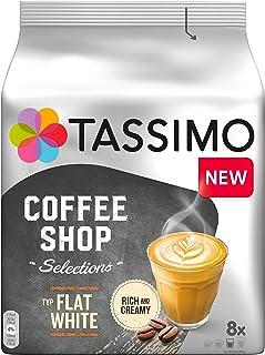 Tassimo Coffee Shop Selections 咖啡胶囊 馥芮白,40粒/5件装,5 x 8杯