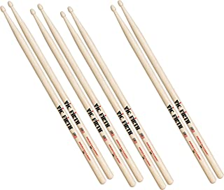 Vic Firth P5A.3-5A.1 美国经典木头鼓槌(4 件装)
