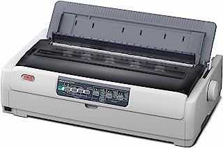 oki microline ml5791eco 单色 24 针打印机 a3 608cps