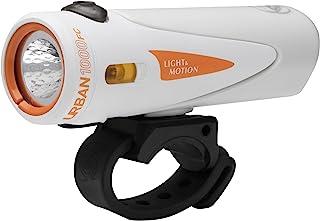 【日本原装进口】 Light & Motion ( ライトアンドモーション ) Urban 1000FC ( 都市1000ファストチャージ ) IP 耐塵全天候防水头灯