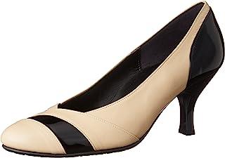 Wacoal success walk 浅口鞋 圆头 美乐的鞋跟 7cm