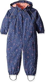 MIKK-Line - 麦尔登儿童与婴儿尼龙印花连帽防雪服;防水防风