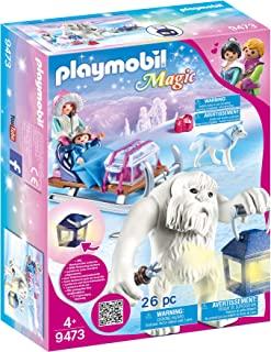 Playmobil 9473 玩具 - 雪橇 中性 儿童