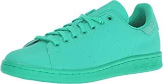 adidas Originals 阿迪达斯三叶草 中性 板鞋 STAN SMITH M20324 亮白/亮白/骑士绿 Adidas Stan Smith M20324