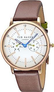 Watch Ted Baker 泰德贝克 男士经典手表 石英矿物水晶 TE50534002 TE50534002