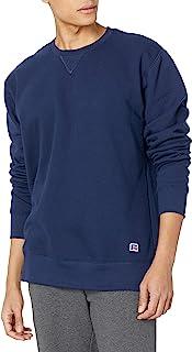Russell Athletic 男士棉质经典羊毛衫(运动衫、连帽衫和运动裤)