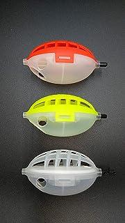 Float'Cool 浮子3件套动态浮子(*型号)桃红色 6.5 厘米 x 4 厘米