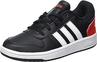 adidas 阿迪达斯 中性儿童 Hoops 2.0 K 篮球鞋