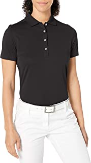 Callaway 女式短袖 Opti-Dri Core Performance Polo 衫