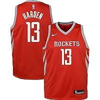 OuterStuff NBA 休斯顿火箭队詹姆斯·哈登青年摇摆人图标球衣