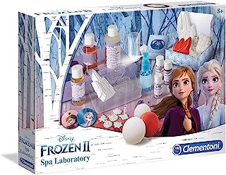Clementoni 18523 迪士尼冰雪奇缘 2-Elsa *实验室,多色
