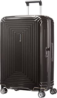 Samsonite 新秀丽 Neopulse系列 硬壳拉杆箱,Metallic Black,69 cm