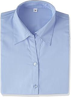 Cecile 女式衬衫 定型衬衫 喇叭领 长袖 防紫外线 消菌消臭 MW-1561 女款