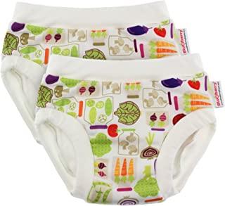 Blueberry 训练裤,2 件装 Veggies 小号