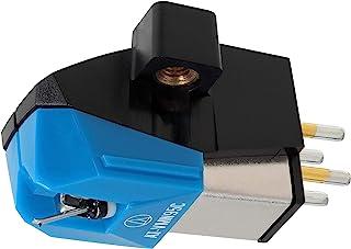 Audio-Technica AT-VM95C 双移动磁铁转盘盒蓝色