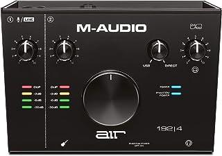 M-Audio AIR USB 音频AIR 192|4 2-in-2-out-USB-Audio
