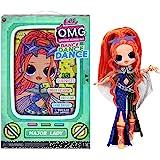 L.O.L. Surprise! OMG Dance Dance Dance专业女士时装娃娃,带15种惊喜,包括魔法黑灯…